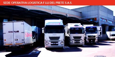 Logistica Fratelli Del Prete s.a.s. - Trasporti - Campania - Sede Operativa
