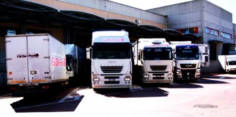 Logistica Fratelli Del Prete s.a.s - Trasporti in Campania e Italia - Sede Operativa