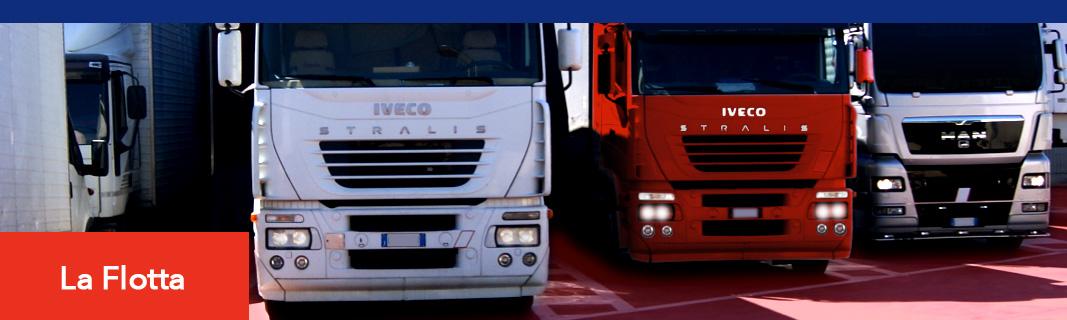 Logistica Fratelli Del Prete s.a.s. - Azienda Trasporti Campania - Italia -Flotta Aziendale