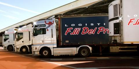 Flotta Logistica Fratelli Del Prete