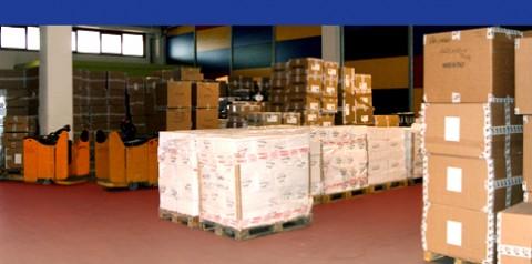 Magazzino Logistica Trasporti Fratelli Del Prete s.a.s.